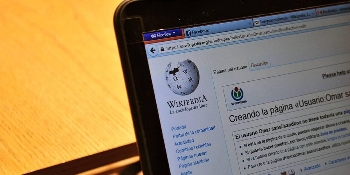 Ve los principales eventos de 2014 con Wikipedia