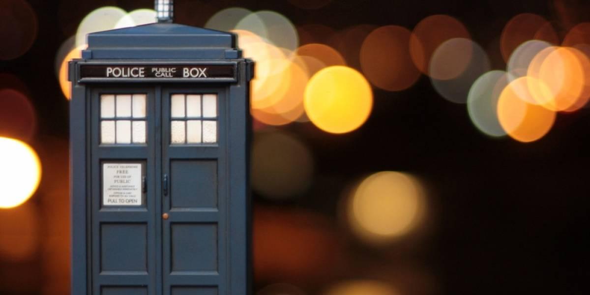 Campaña en Kickstarter busca poner en órbita a la nave espacial del Doctor Who