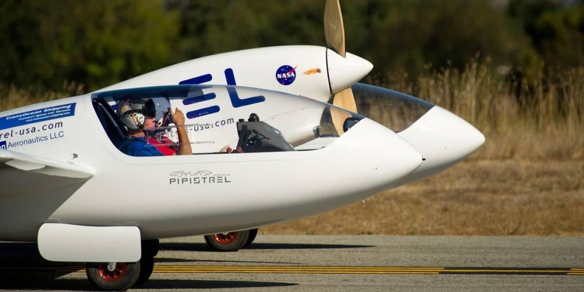 Taurus G4: El avión más económico del mundo para viajar ganó el Green Flight Challenge 2011 de la NASA