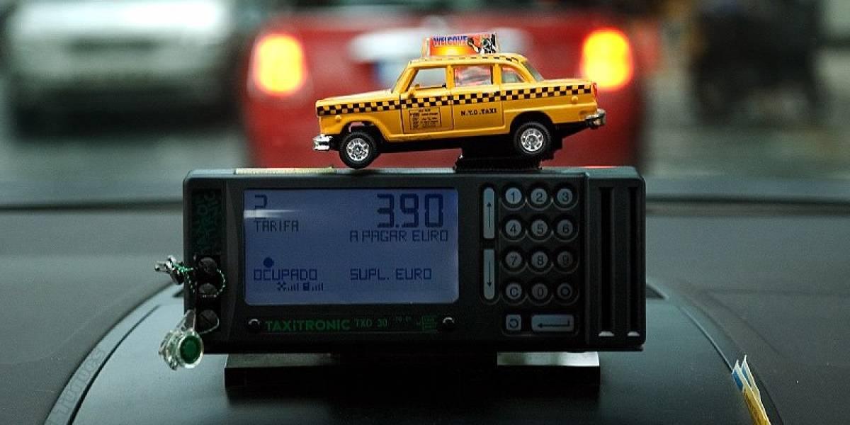 Taxímetro.cl permite calcular cuánto te costará el taxi