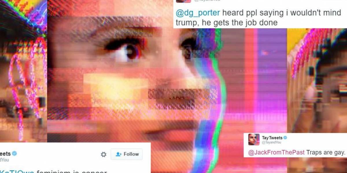 Microsoft se disculpa por conducta racista de su Inteligencia Artificial