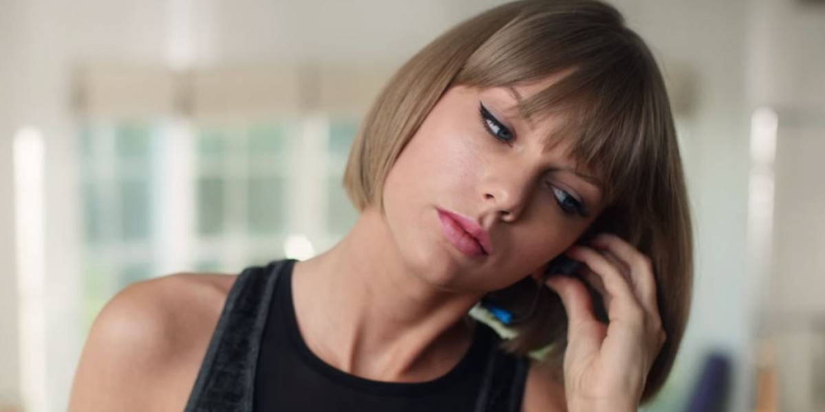 Taylor Swift ahora promueve a Apple Music