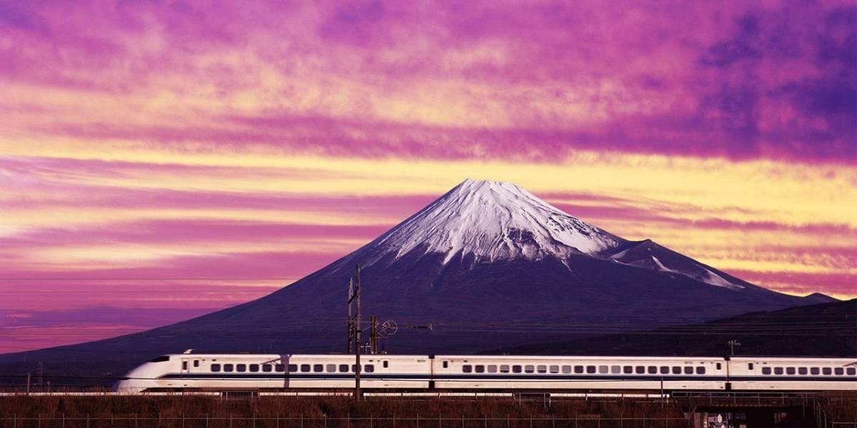 El tren bala japonés cumple 50 años