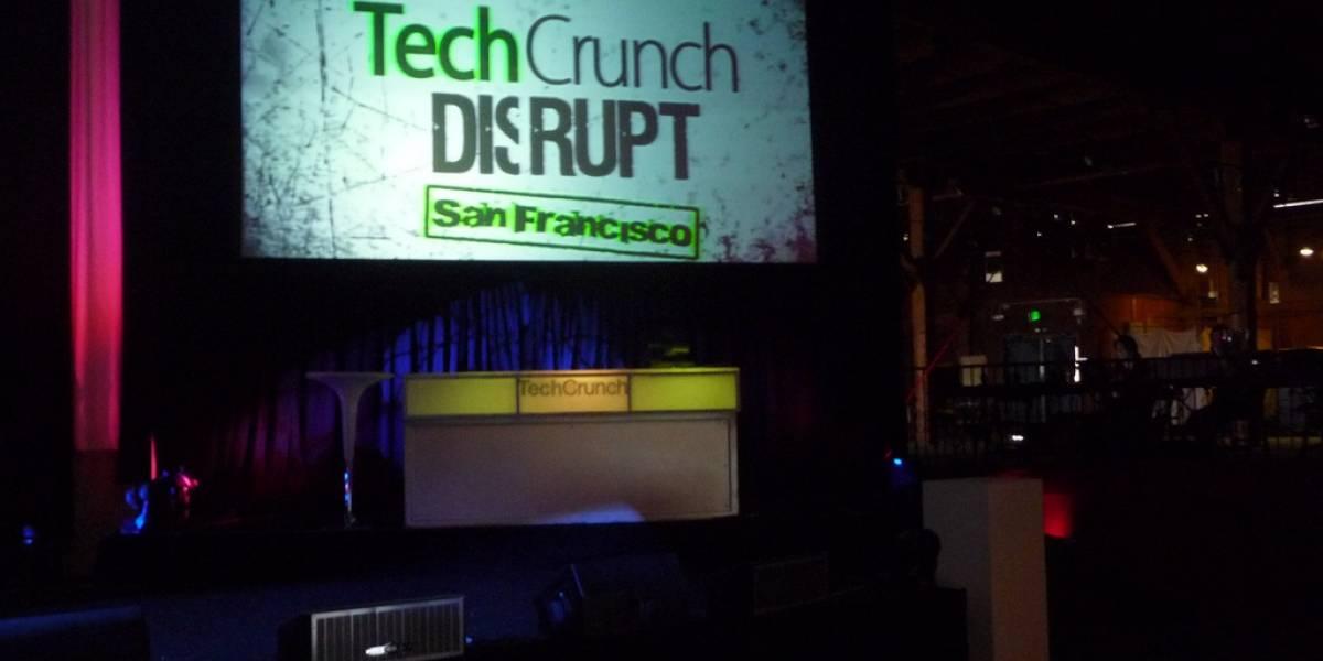 TechCrunch Disrupt: ¿Cómo tener un evento así en LatAm y en Chile?