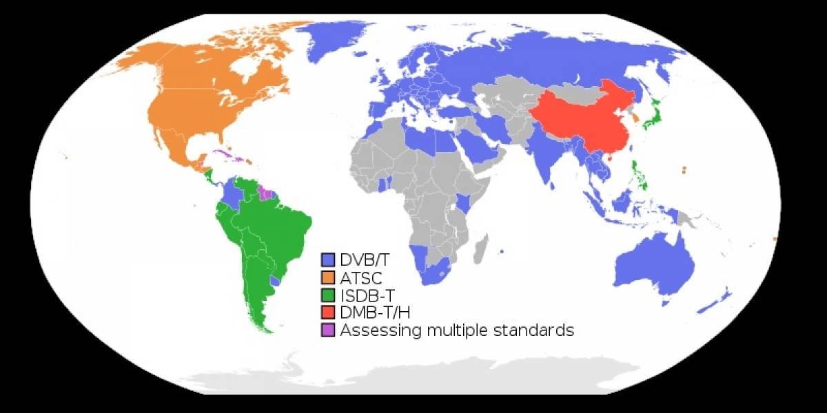 Desarrollan receptor europeo de televisión en movimiento