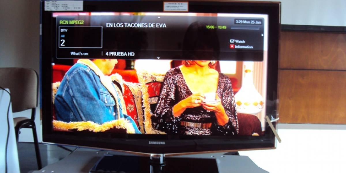 Colombia actualizará su norma de TDT al estándar DVB-T2