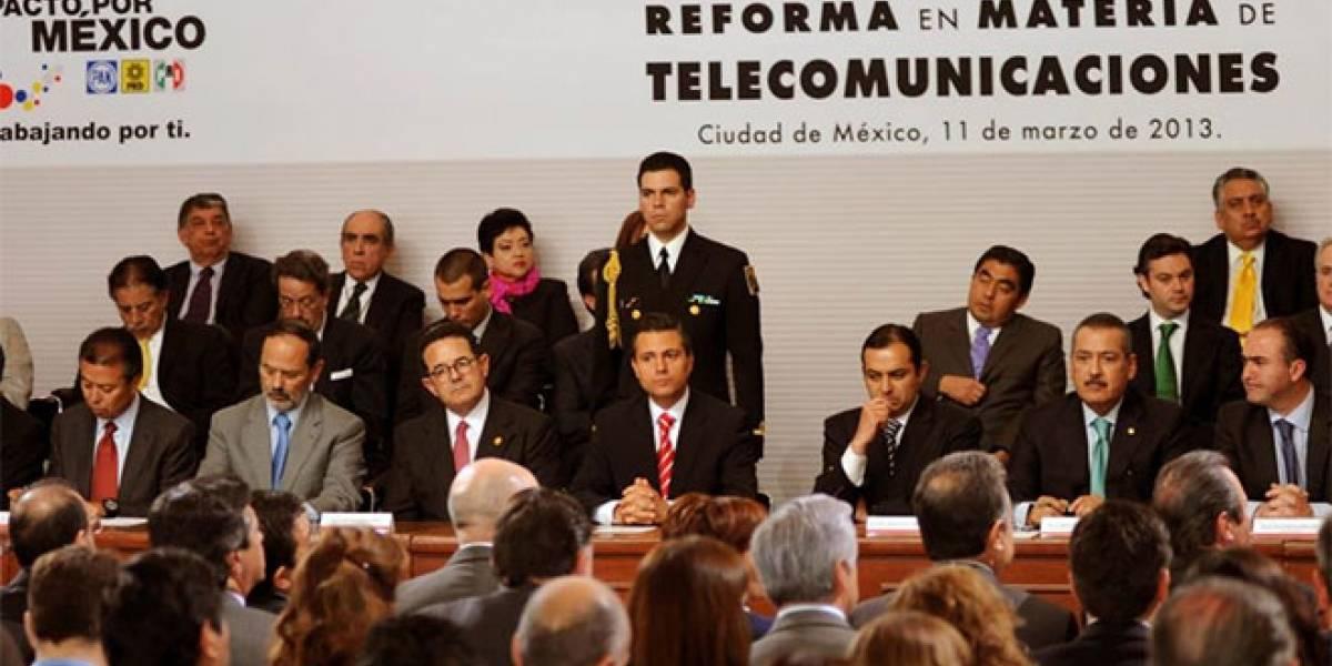 México: Gobierno Federal presenta la Iniciativa de Reforma en materia de Telecomunicaciones