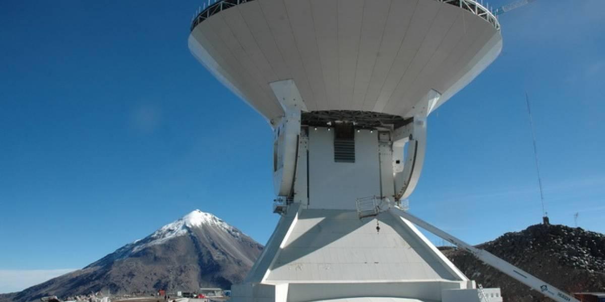 México: El Gran Telescopio Milimétrico esta casi listo