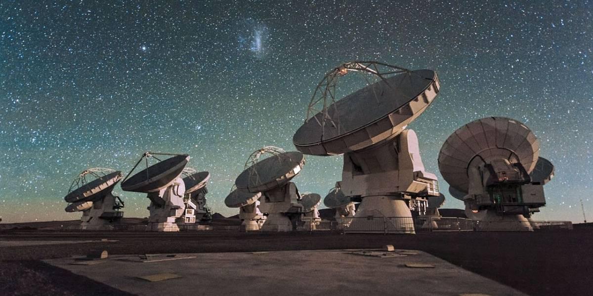 Artistas chilenos podrán crear música con sonidos rescatados por telescopio ALMA