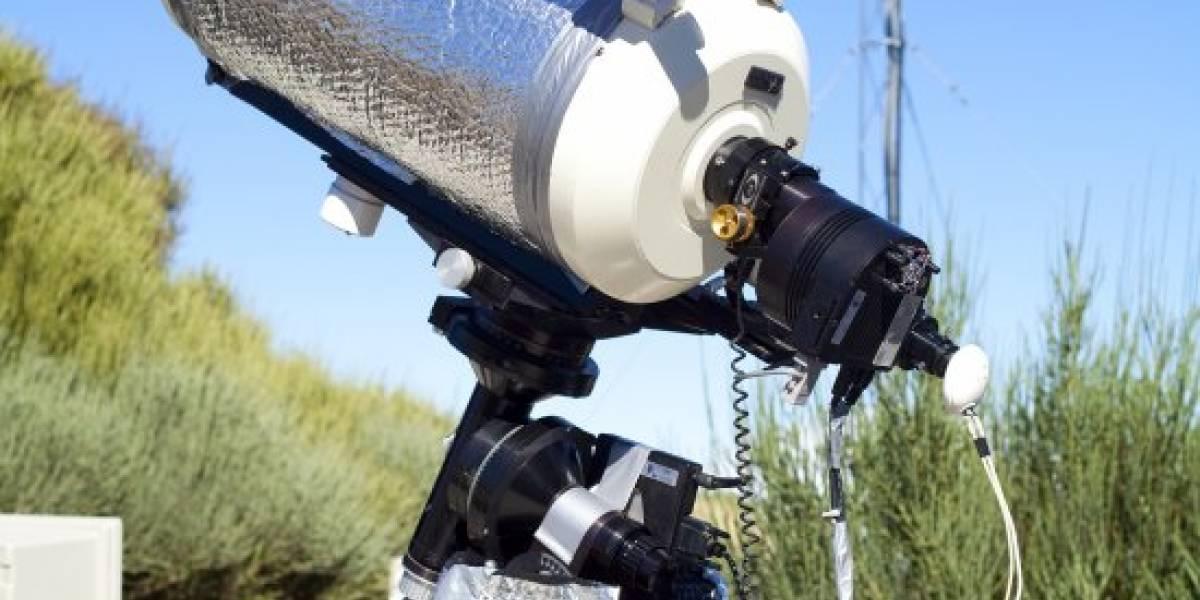 Llega a España el primer telescopio de uso libre a través de Internet