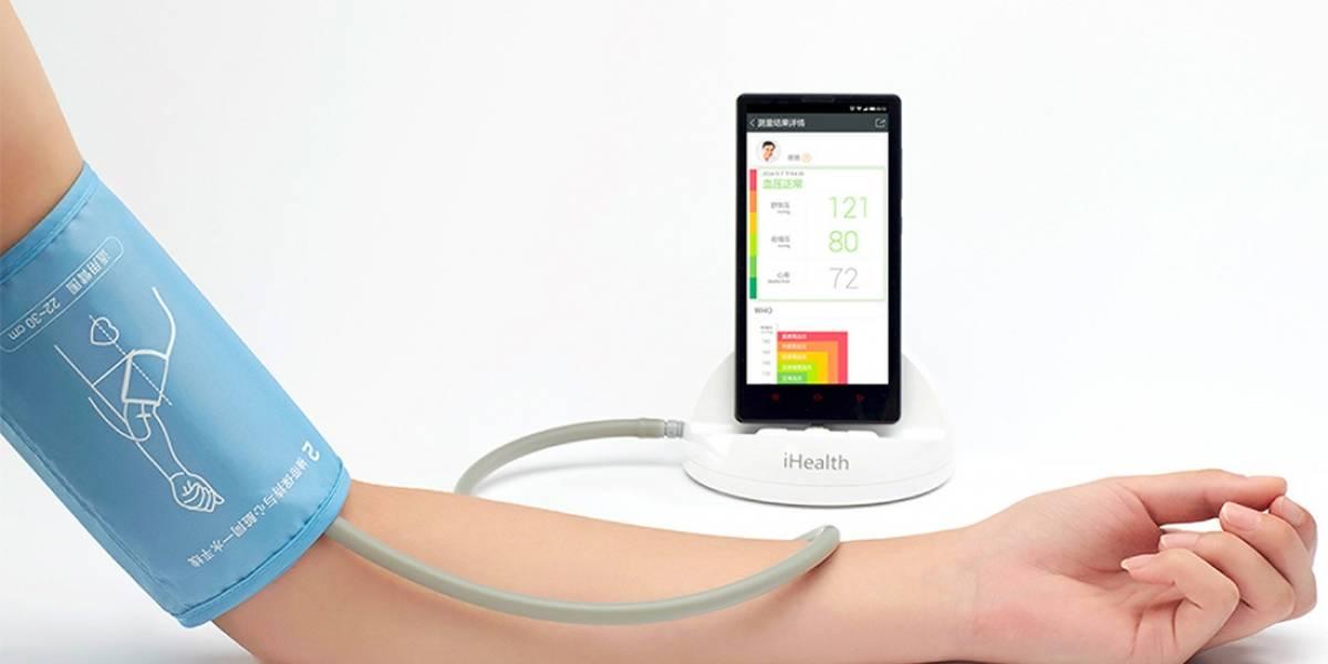 Xiaomi lanza el tensiómetro de iHealth Labs para Android
