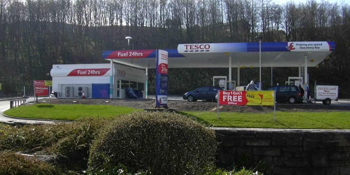 Gasolinera escanerá los rostros de los compradores en Reino Unido