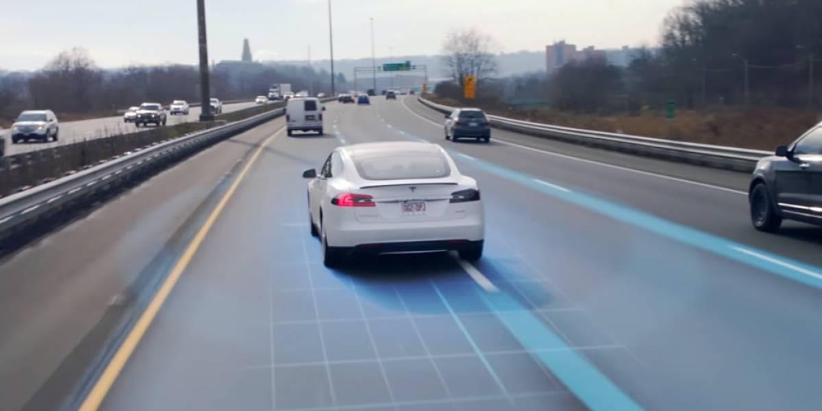 Así funciona el piloto automático de los coches Tesla