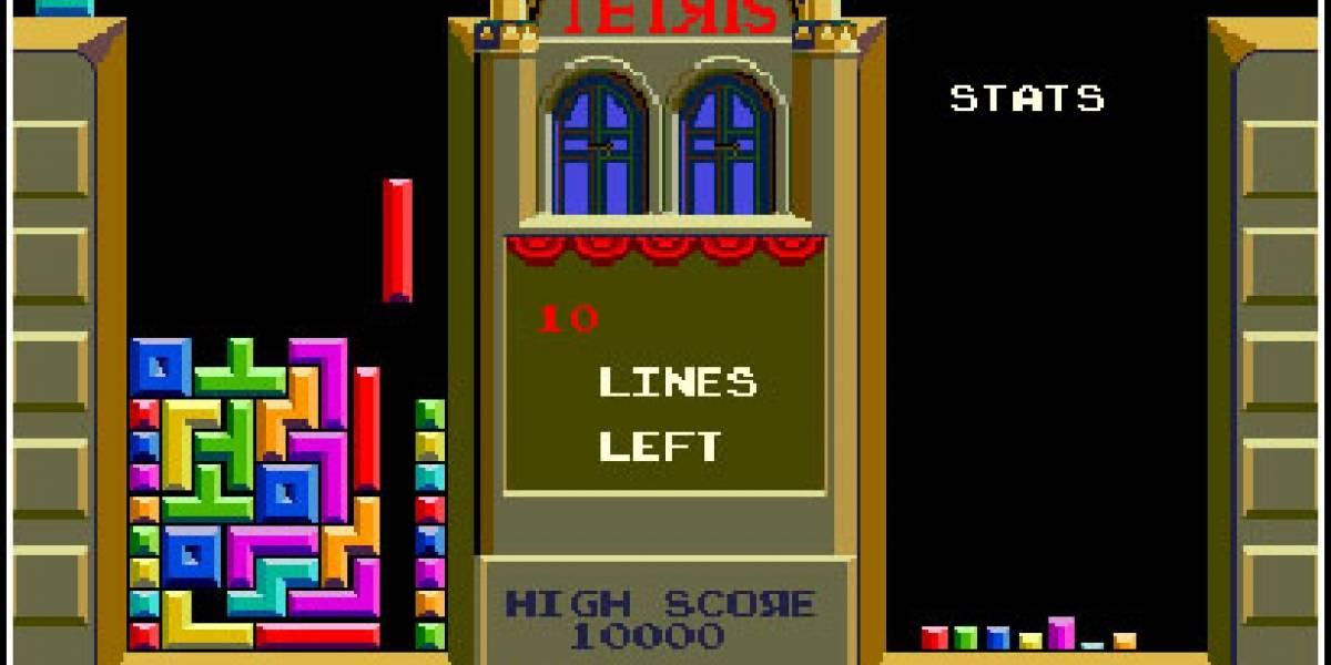 Un Tetris muy especial para jugar con Kinect
