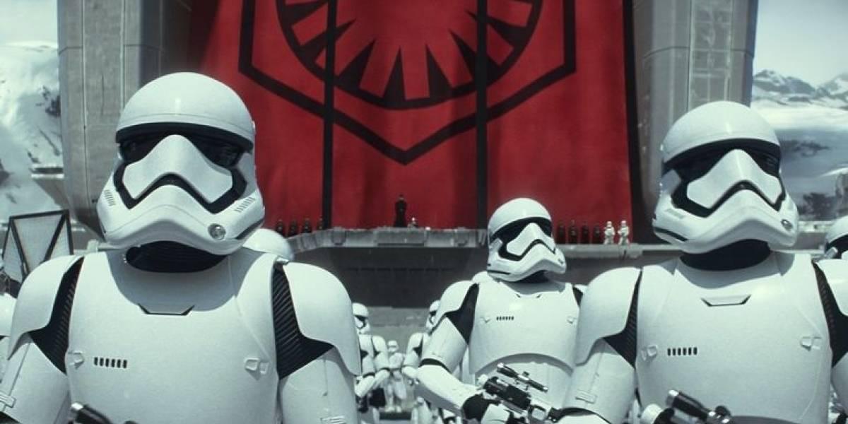Los pasajeros de la aerolínea Air France verán la última película de Star Wars antes que nadie