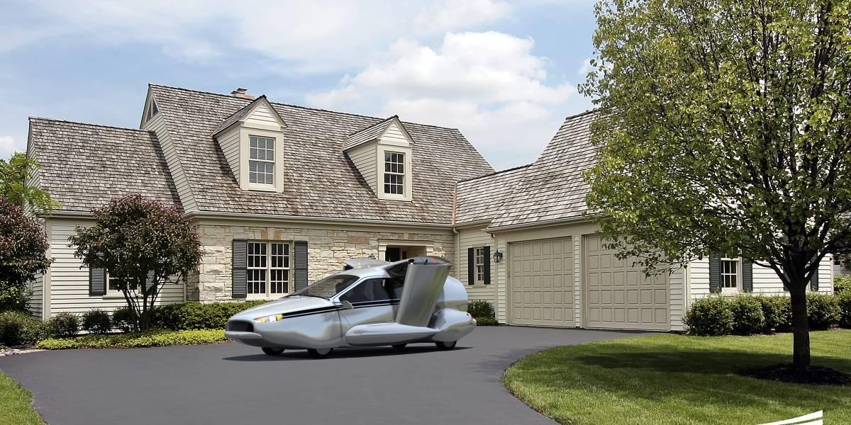 Terrafugia presenta el auto volador híbrido TF-X