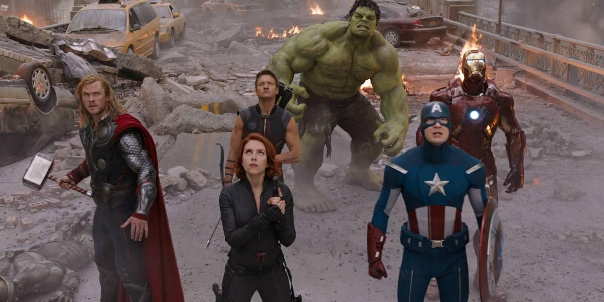 Toda la primera fase del universo cinematográfico de Marvel en un sólo filme