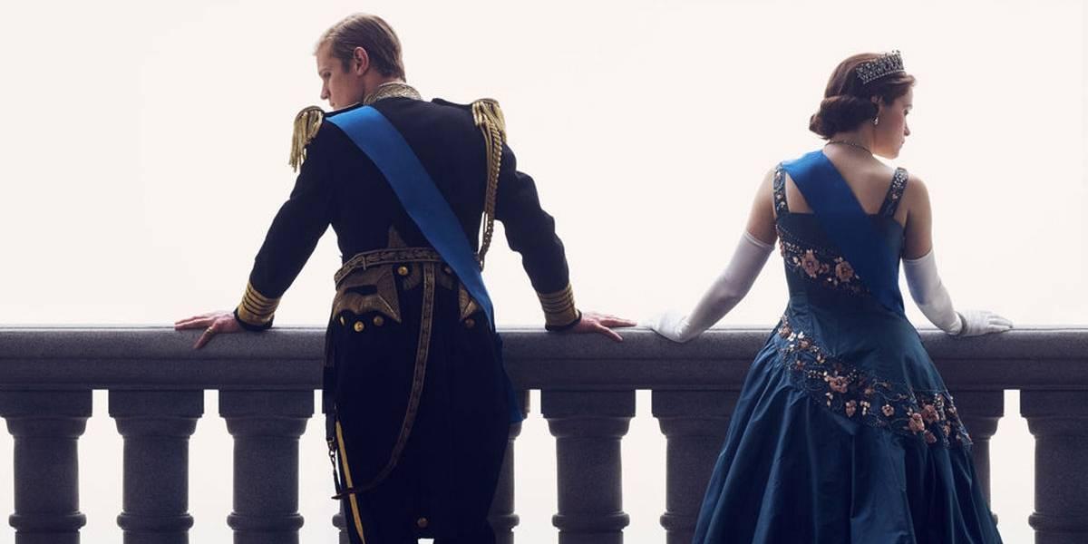 The Crown apresenta novo príncipe Philip