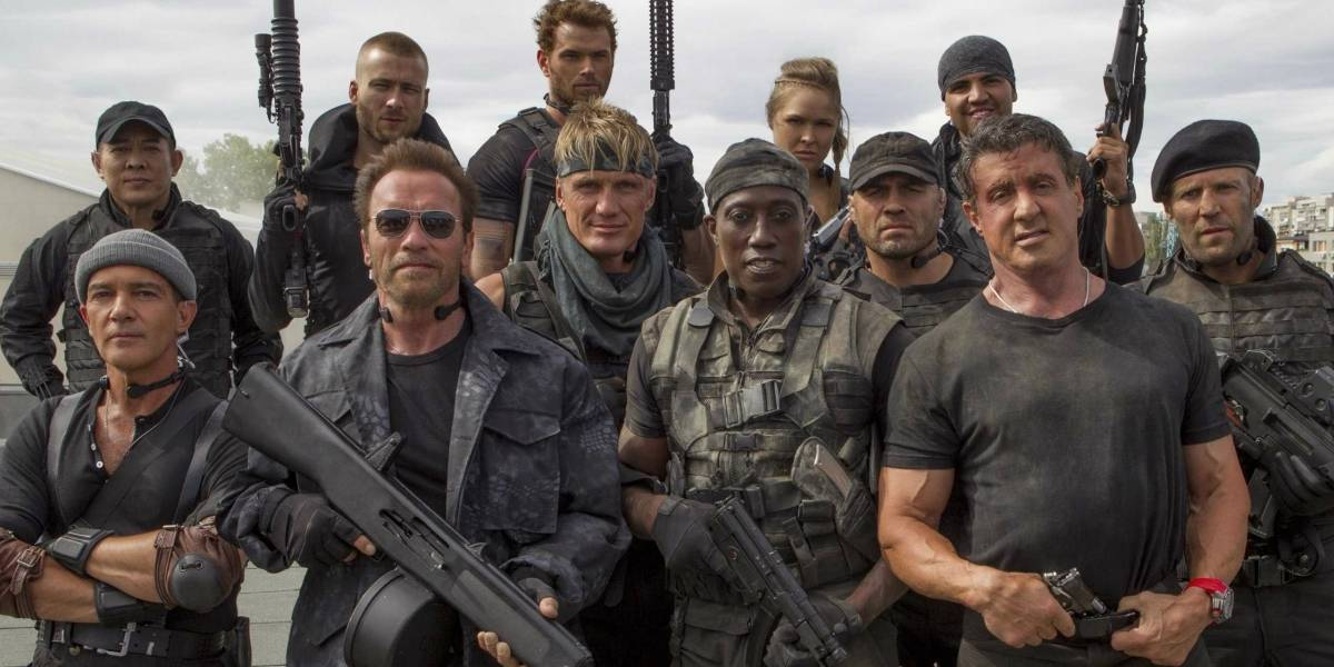 The Expendables 3 fracasó en la taquilla y no es culpa de la piratería