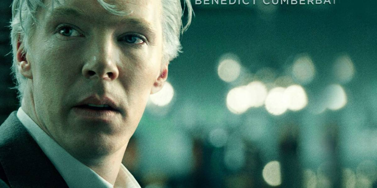 "Benedict Cumberbacht responde a Julian Assange sobre la película ""The Fifth Estate"""