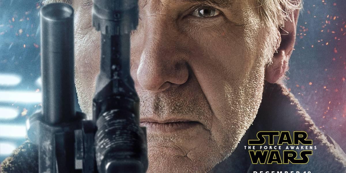 Star Wars: El Despertar de la Fuerza ya vendió USD $100 millones