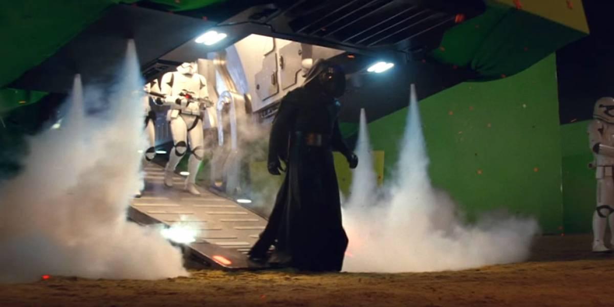 Conoce más de los efectos especiales de Star Wars: El Despertar de la Fuerza en este video