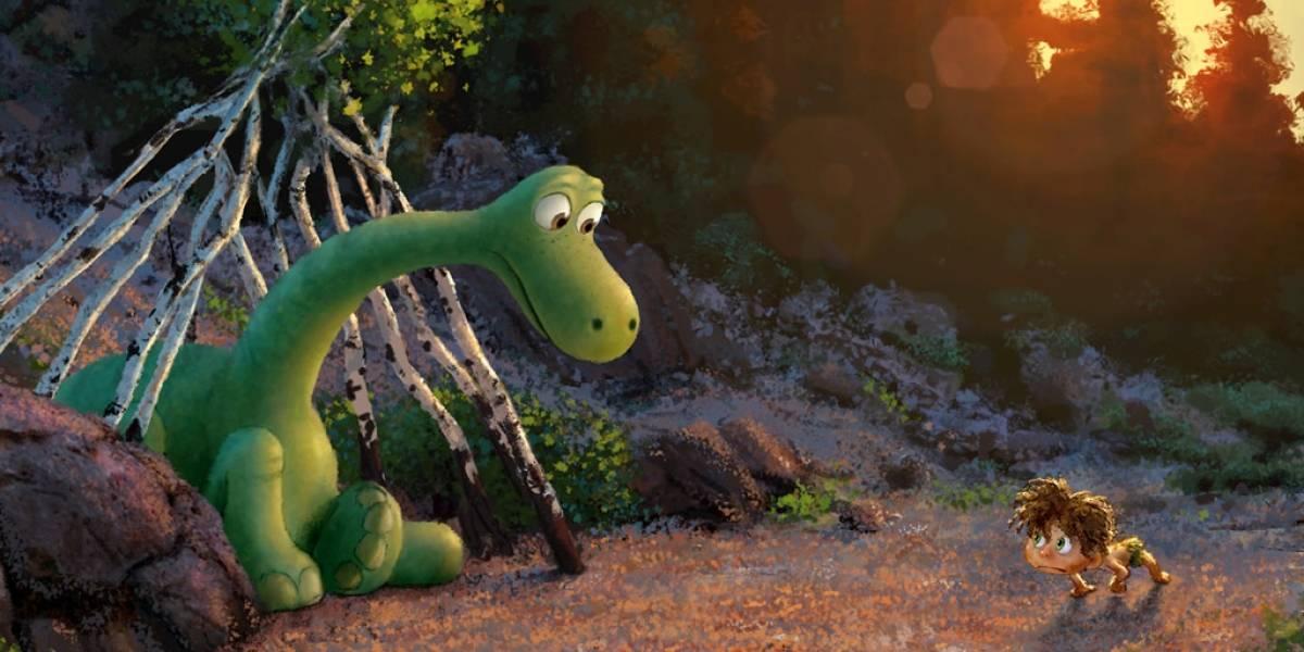 Mira el primer trailer oficial de 'Un Gran Dinosaurio' de Pixar