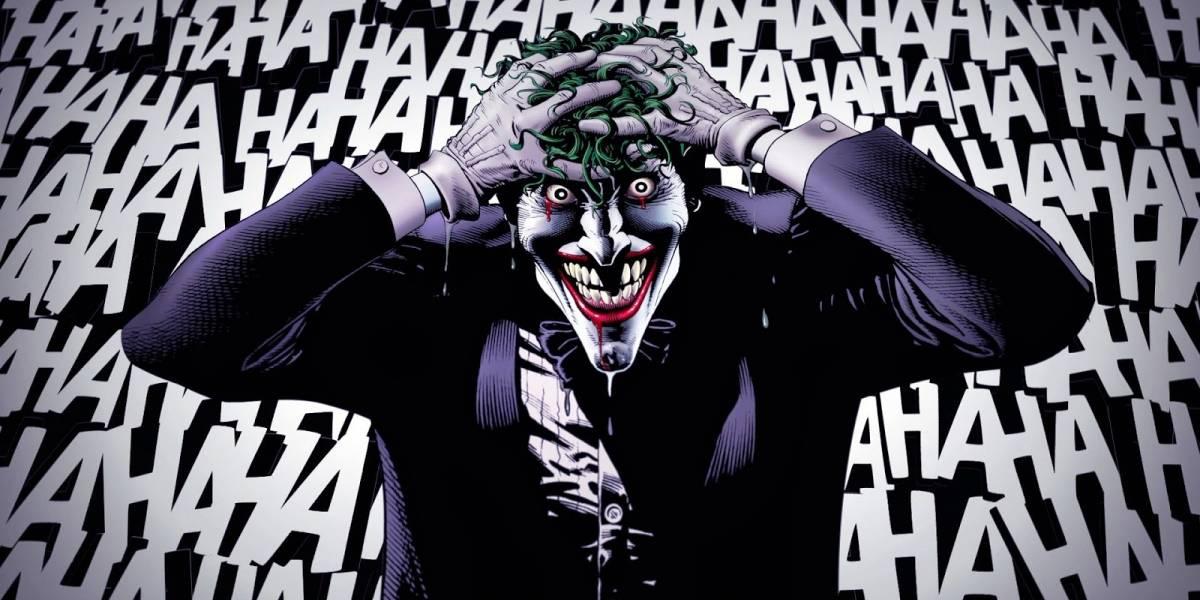 Revelan primera imagen del Joker de Suicide Squad
