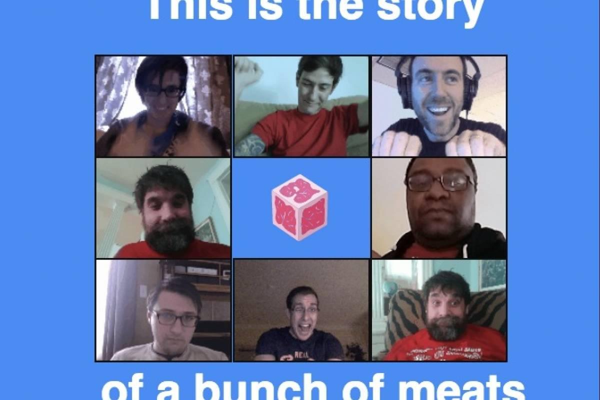 Meatspace Chat: Una efímera mezcla de IRC, Twitter y GIFs animados