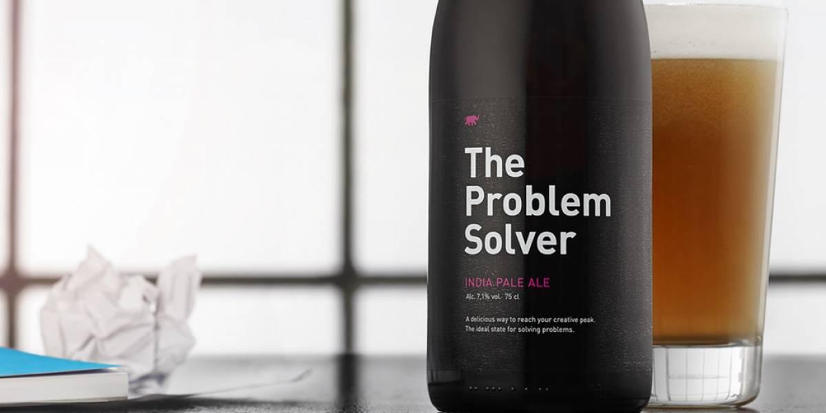 Esta cerveza te indica cuánto tomar para alcanzar el máximo de productividad