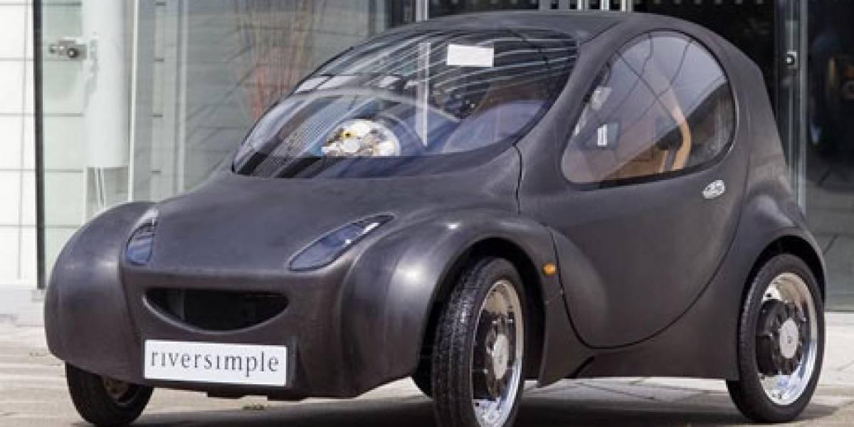 Automóvil de hidrógeno es open source