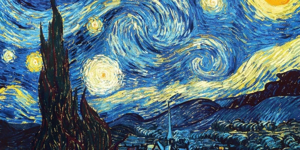 Van Gogh cobra vida con esta animación hecha con sus propias obras