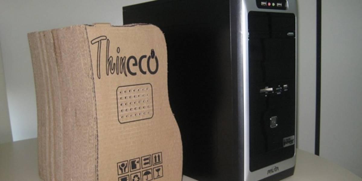 Crean computadora de papel que economiza energía