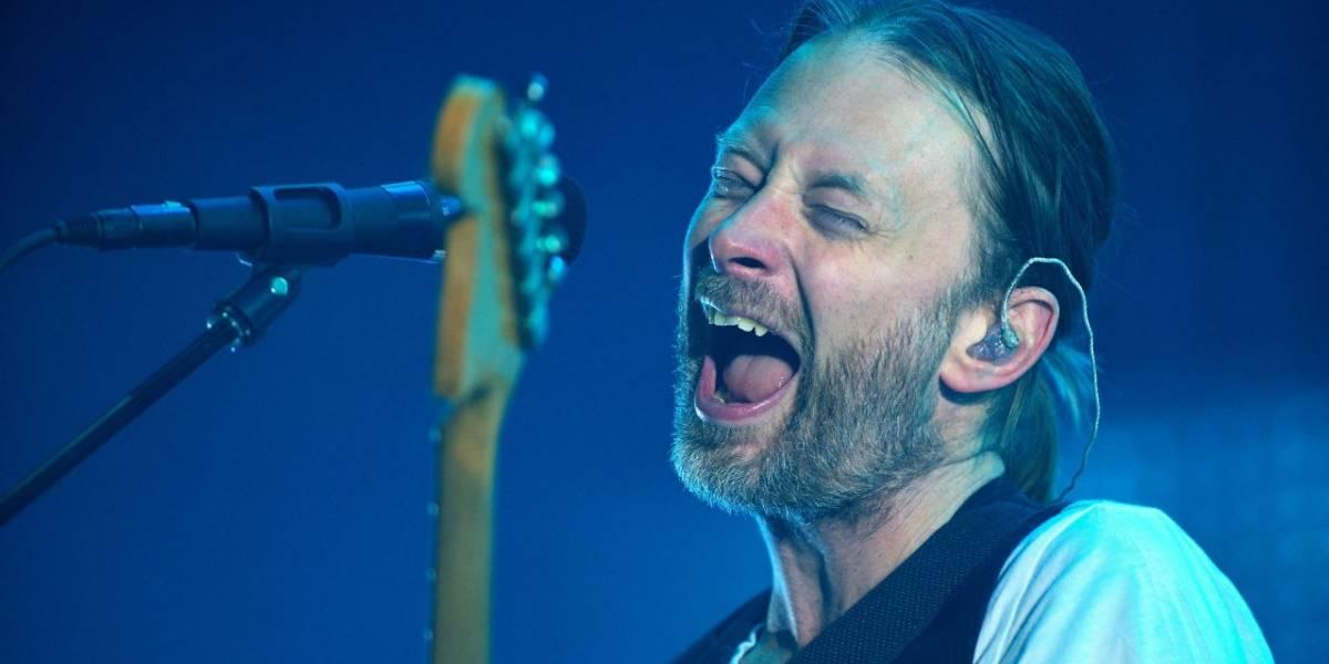 Thom Yorke critica la aplicación de pago YouTube Red