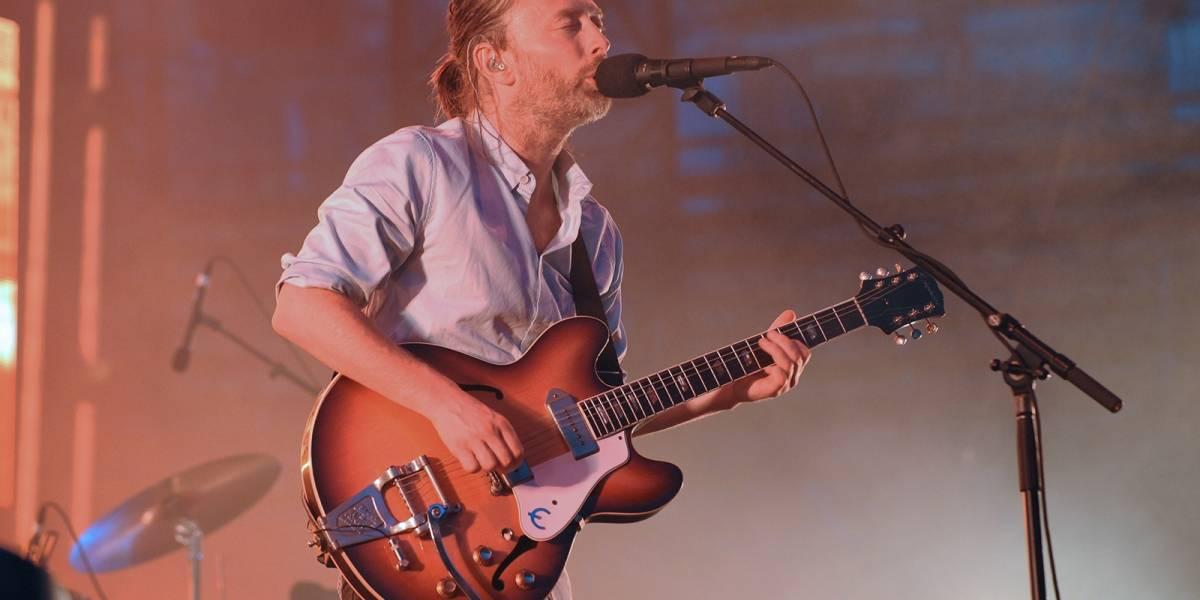Thom Yorke logra un millón de descargas en BitTorrent