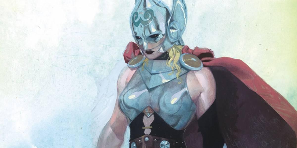 Thor ahora es mujer
