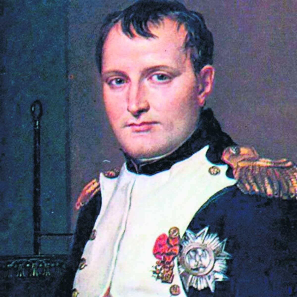El gran pequeño Napoleón