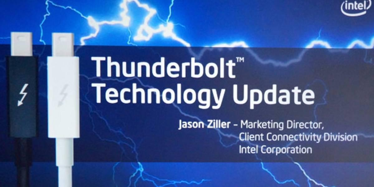 Intel anuncia al sucesor de Thunderbolt