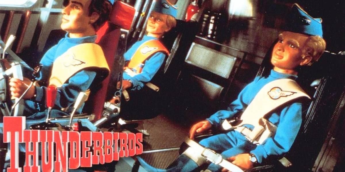 Thunderbirds estarán de vuelta con nueva serie de TV