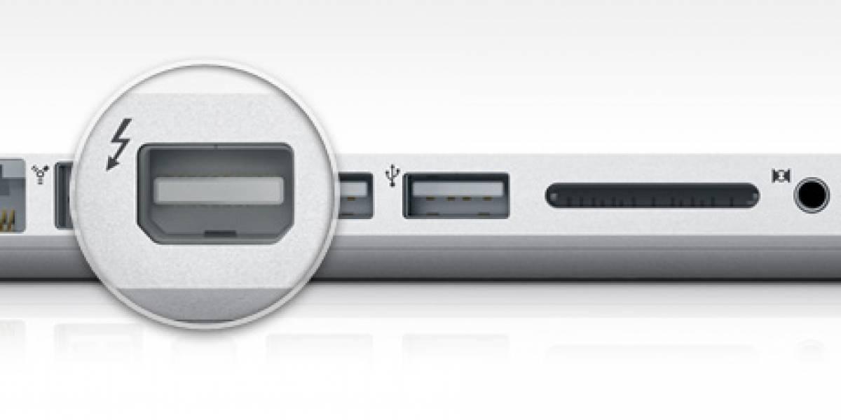 Futurología: Thunderbolt llegará a los PCs en abril de 2012