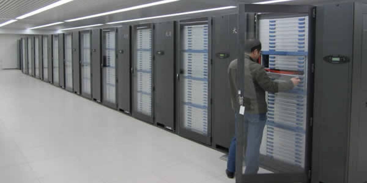 China estrenó el supercomputador más rápido del mundo