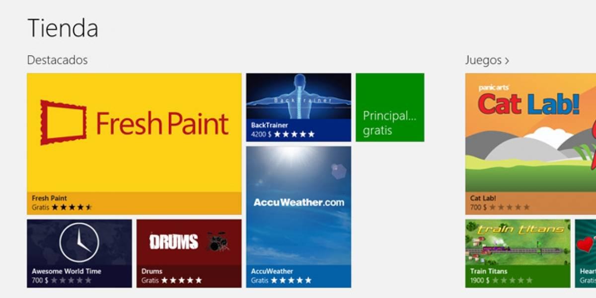 """Ballmer: Los desarrolladores trabajan """"rápido y furioso"""" en apps para Windows 8"""