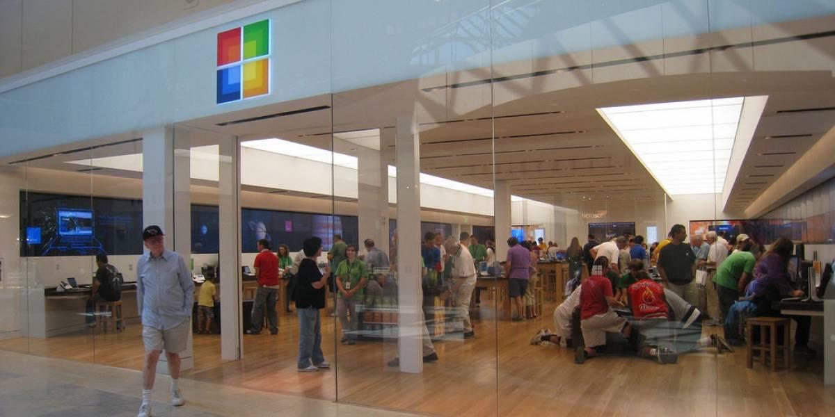 Microsoft tiene planes de abrir una tienda en China