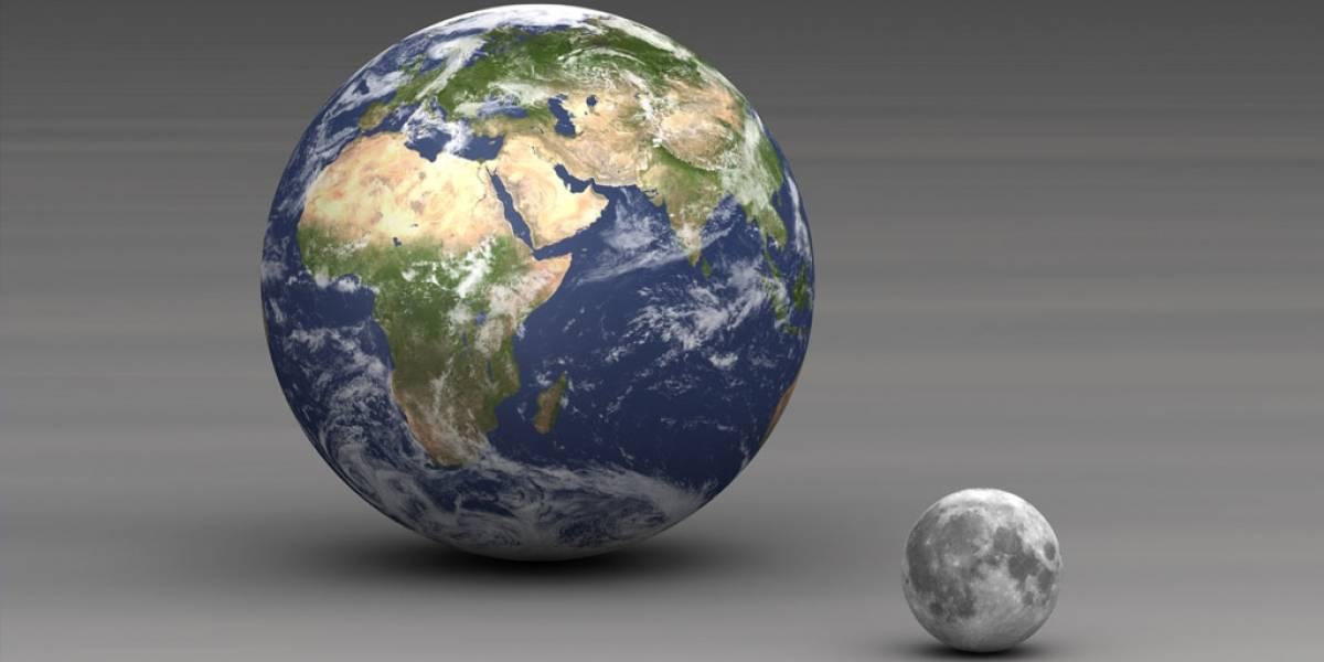 Científicos buscan combatir cambio climático con celdas solares en la Luna