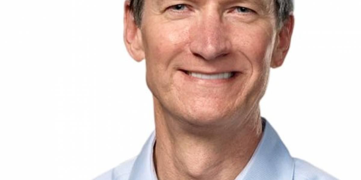 Tim Cook, el hombre al mando de Apple