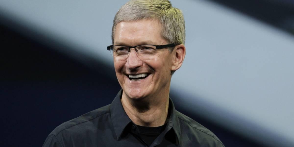 "Tim Cook promete ""grandes planes"" para Apple en 2014"