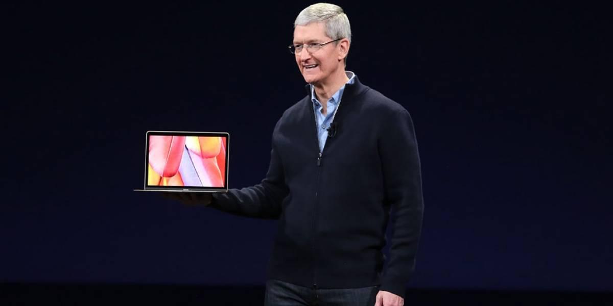 Se presentó nueva MacBook de 12 pulgadas y pantalla Retina