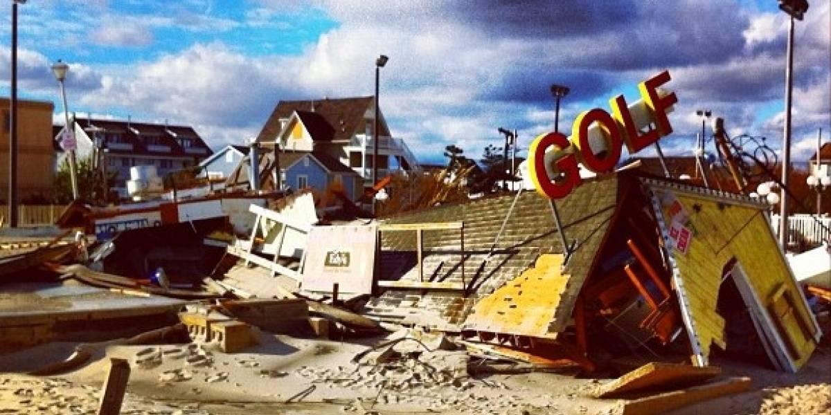 La revista Time contrató periodistas para cubrir el huracán Sandy con Instagram