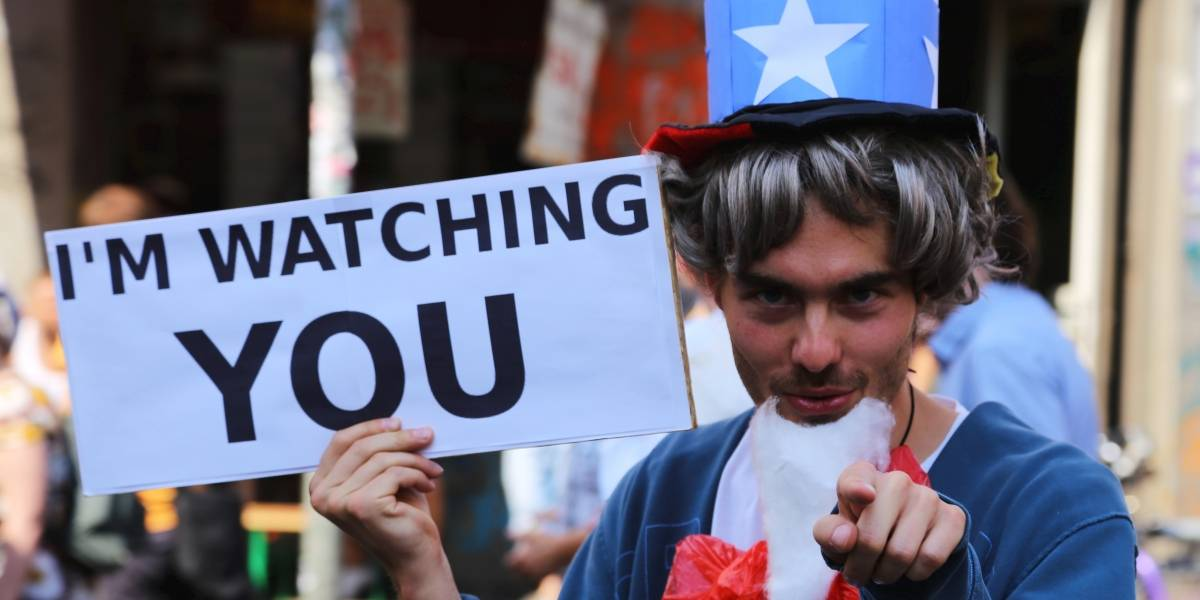 NSA está espiando todas las comunicaciones entrantes y salientes de Estados Unidos