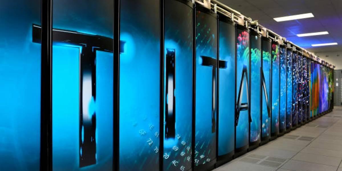 Nuevo supercomputador Titan tiene 20 petaFLOPs dedicados a investigación científica
